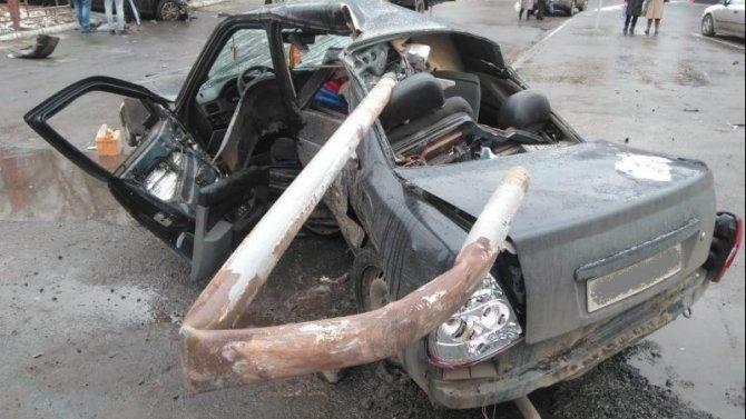 Пешеход погиб в результате ДТП в Пензе