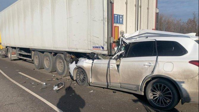 Два человека погибли в ДТП в Аксайском районе Ростовской области