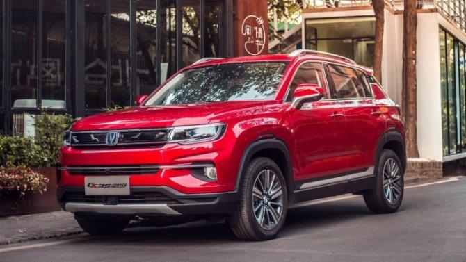 Вновь выросла российская стоимость автомобилей Changan