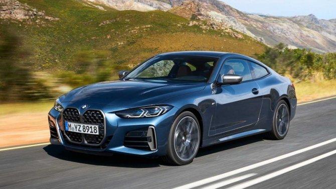 Старым BMW «раздувают ноздри»