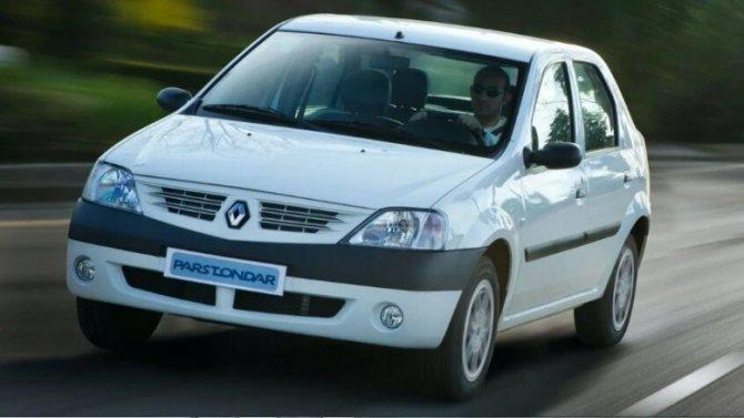 ВИране начнут выпускать Dacia Logan прежнего поколения