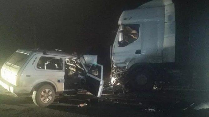 В Саратовской области в ДТП погиб 22-летний пассажир «Нивы»