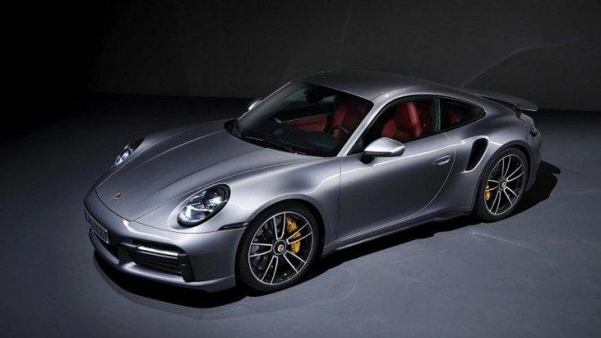Изменилась стоимость автомобилей Porsche