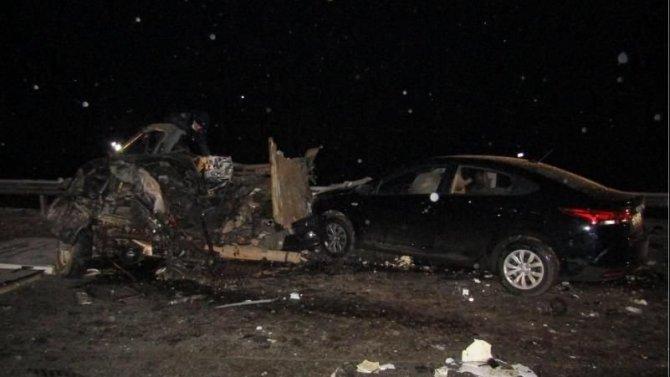 В Пермском крае в ДТП погибли два водителя