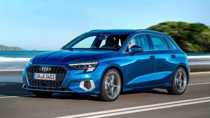 Audi представит в России сразу шесть новинок