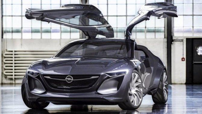 Opel может возродить название Monza