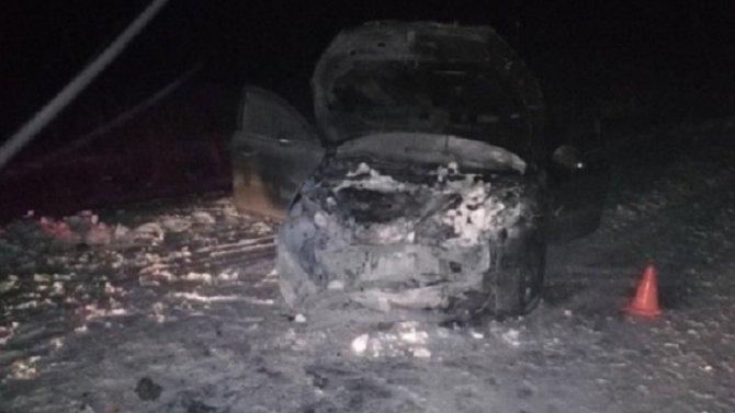 Три человека пострадали в ДТП в Бугурусланском районе Оренбургской области