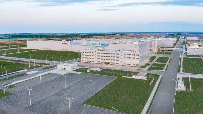 ВРоссии началось строительство моторного завода Haval