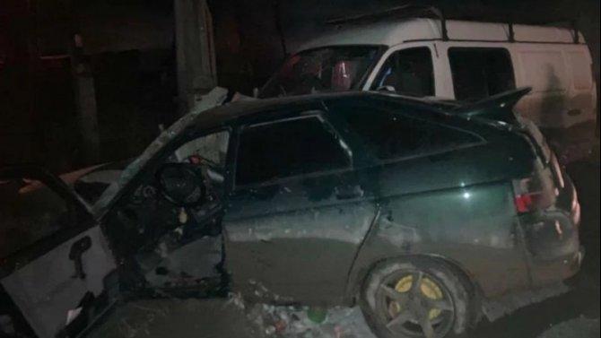 19-летняя девушка погибла в ДТП в Свердловской области