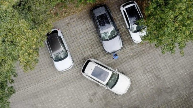 Volkswagen Touareg получил передовую систему автоматической парковки