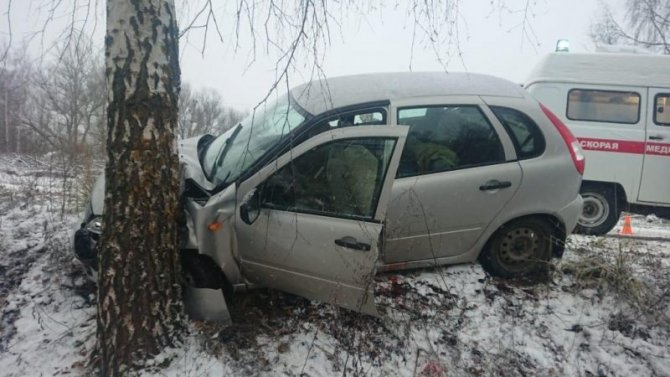 В ДТП в Тверской области пострадали две женщины