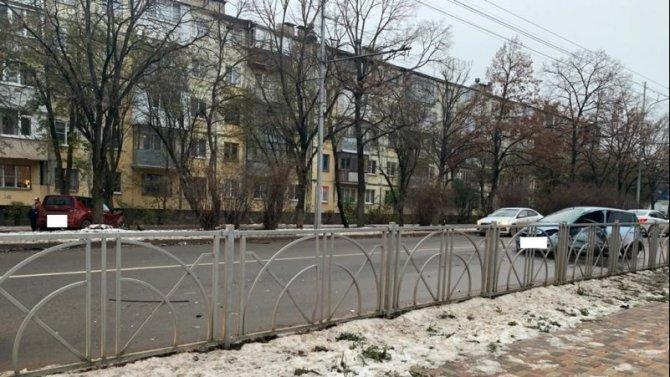 ВСтаврополе в ДТП погиб пожилой мужчина