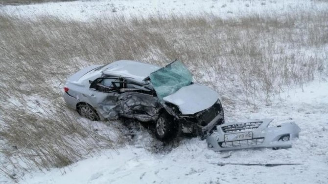 Два человека погибли в ДТП в Чулымской районе Новосибирской области