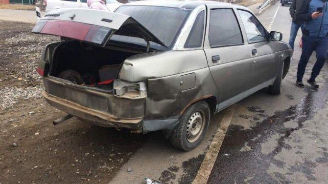 12-летний мальчик пострадал в ДТП в Астраханской области