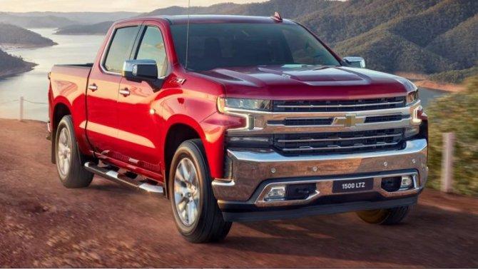 Чем General Motors заменит Holden?