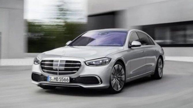 Известен срок российской премьеры нового Mercedes-Benz S-Кlassе