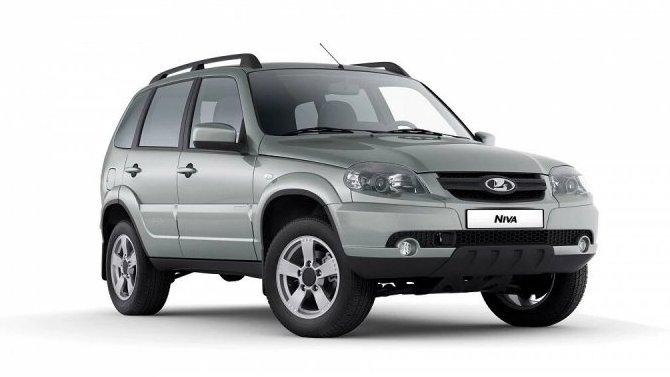 Рестайлинг Lada Niva: есть некоторые подробности
