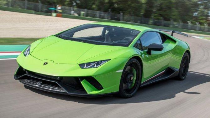 Lamborghini скоро представит мощнейший суперкар