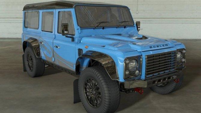 Прежний Land Rover Defender получил вторую жизнь