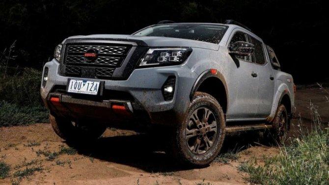 Nissan готовит для России загадочную новинку