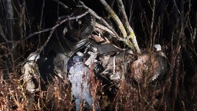 В Удомельском районе Тверской области УАЗ врезался в дерево – водитель погиб