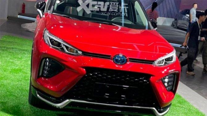 Кроссовер Toyota Wildlander получил гибридную модификацию