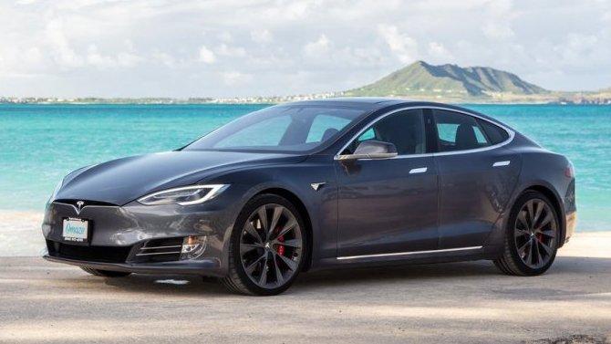 Выросли европейские цены наэлектромобили Tesla