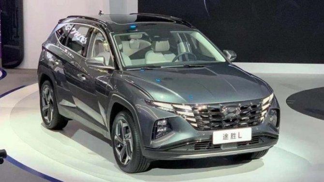 Гуанчжоу-2020: представлен новый Hyundai Tucson L