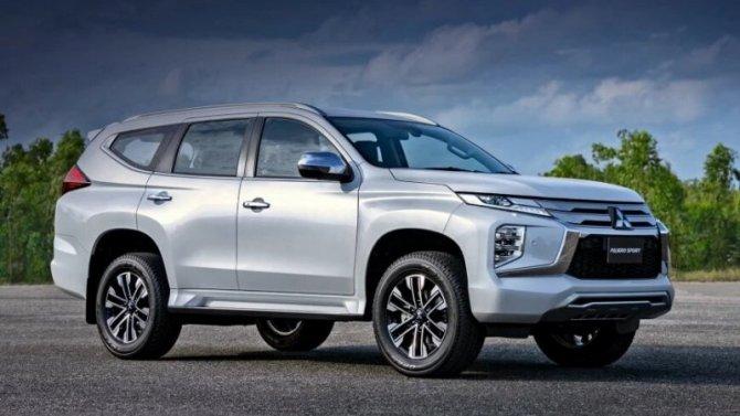 Mitsubishi привезёт вРоссию две новинки