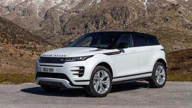 ВРоссии выросли цены навнедорожники Land Rover
