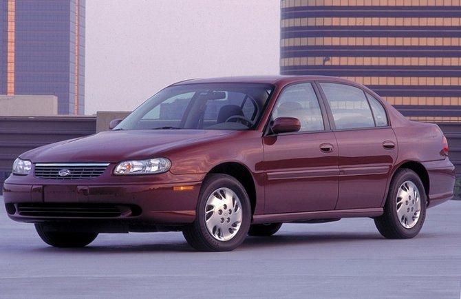 Chevrolet Malibu 2 поколение