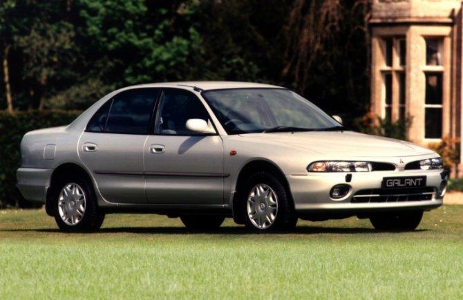 Mitsubishi Galant 7 поколение