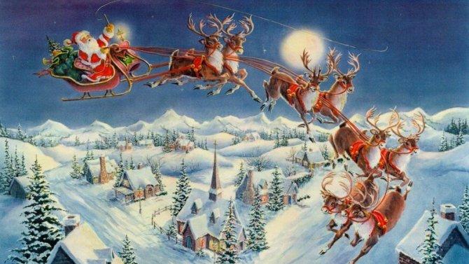 ВBentley приготовили подарок для Санта Клауса