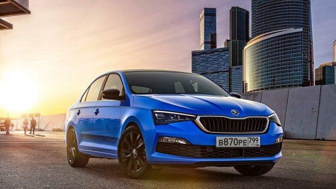 ŠKODA расширит оснащение трёх моделей в России