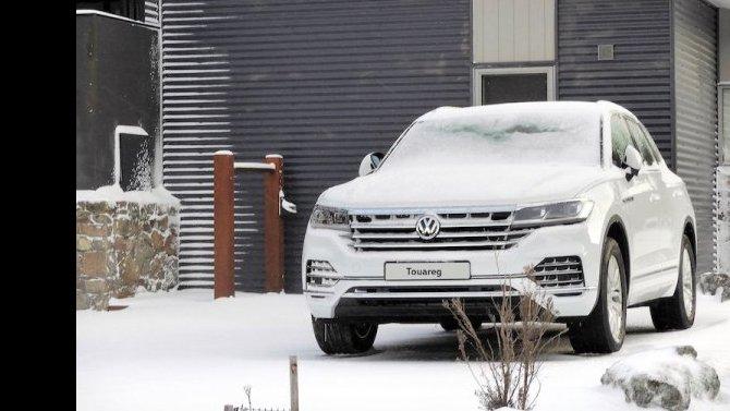 Volkswagen Touareg - преимущество до 200 000 рублей!