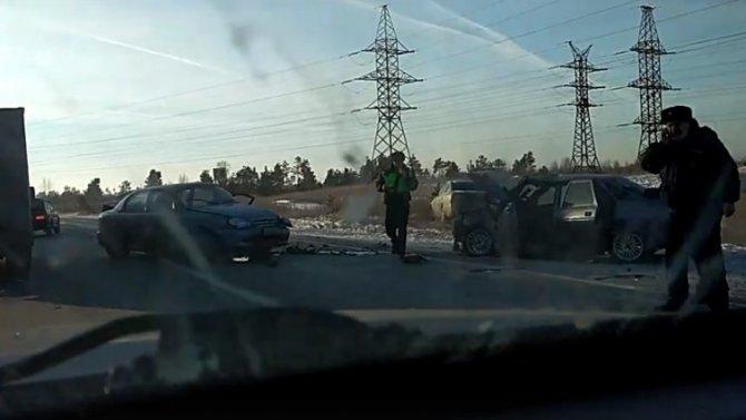 Четыре человека пострадали, один погиб в ДТП в Нижегородской области