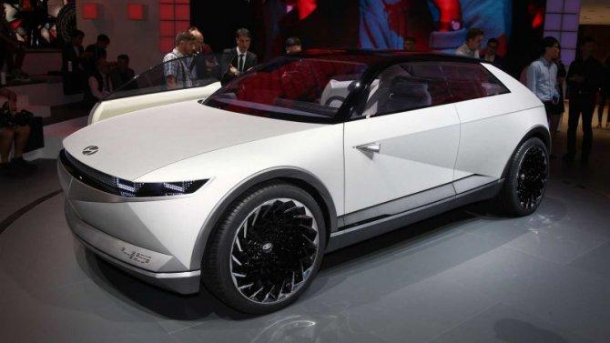 Hyundai готовит для России линейку электромобилей