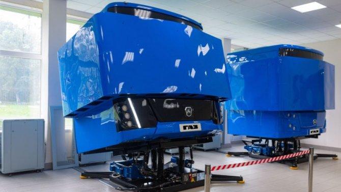 «Группа ГАЗ» начала поставки новых тренажёров для обучения водителей автобусов