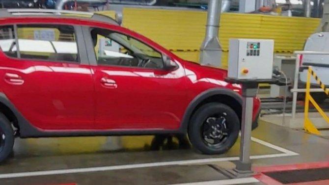 На «АвтоВАЗе» смонтирована новая линия контроля качества