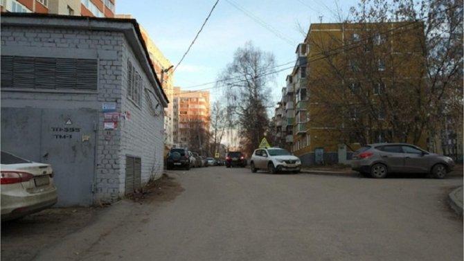 В Рязани водитель иномарки сбил ребенка и уехал