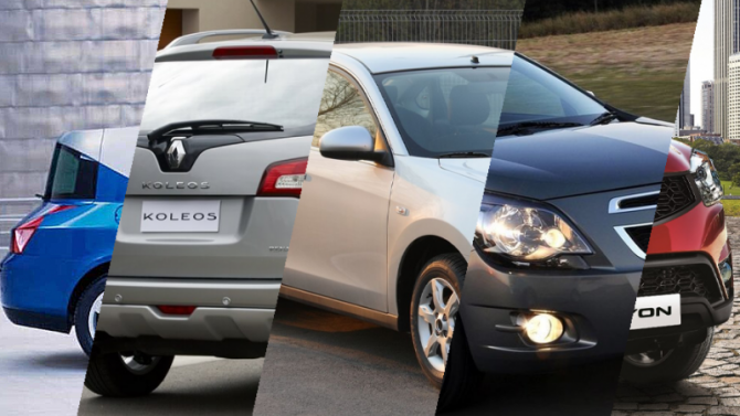 Мимо кассы: 10 автомобилей, продажи которых вРоссии провалились