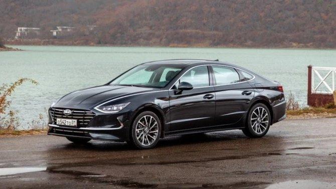 Изменились российские комплектации ицены Hyundai Sonata