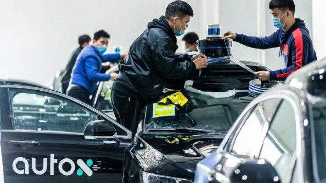 ВКитае начнут эксплуатацию беспилотников без водителей