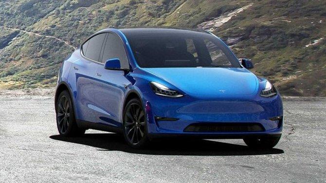 ВКитае разрешили продавать Tesla Model Y