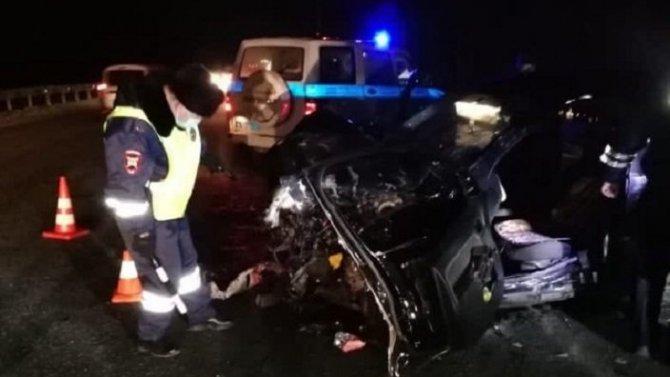В ДТП на трассе Екатеринбург – Серов погиб человек
