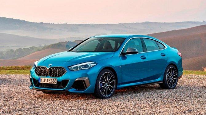 Вследующем году вырастут рублёвые цены автомобилей BMW