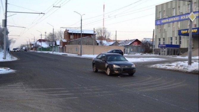 В Оренбурге иномарка сбила ребенка