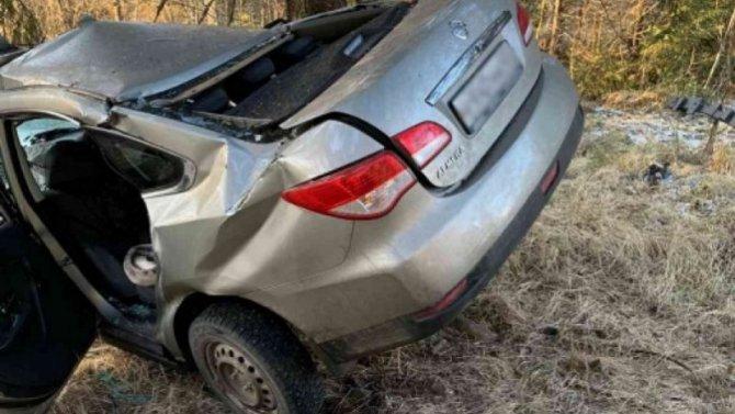 Две женщины погибли в ДТП в Смоленской области