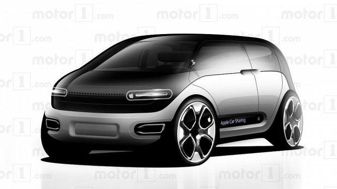 Будущий электромобиль Apple улучшил положение производителей лидаров