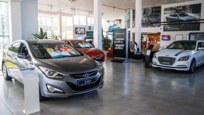 Подведены итоги российских продаж автомобилей Hyundai